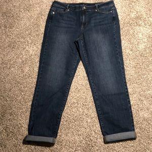 J. Jill Weekender Straight Jeans
